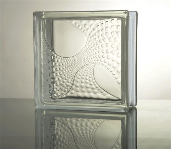 河南空心玻璃砖-凤尾