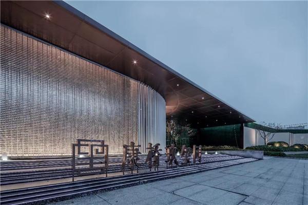 玻璃砖案例:康桥玖玺园