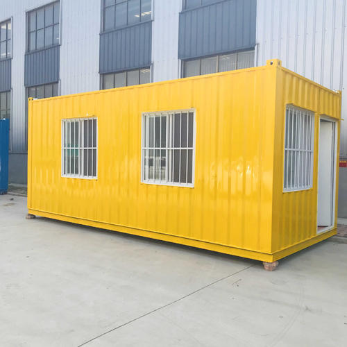 成都住人集装箱住宿的优势有哪些?