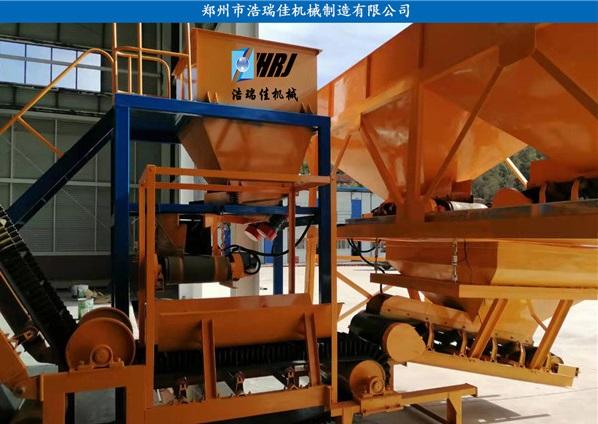 楚雄佑林生RPC电缆沟盖板生产线设备 浩瑞佳机械