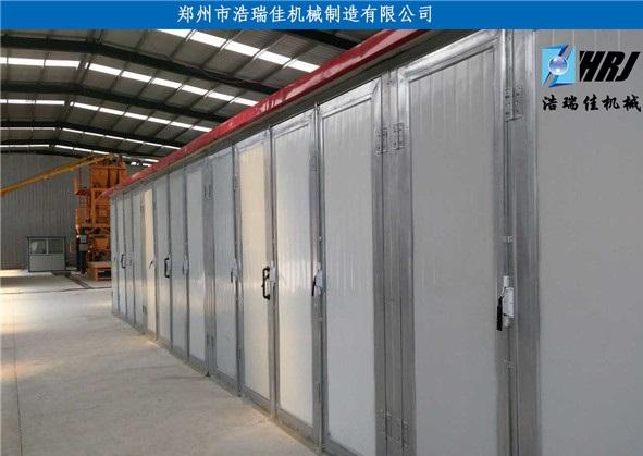 河南温控养护房建设案例