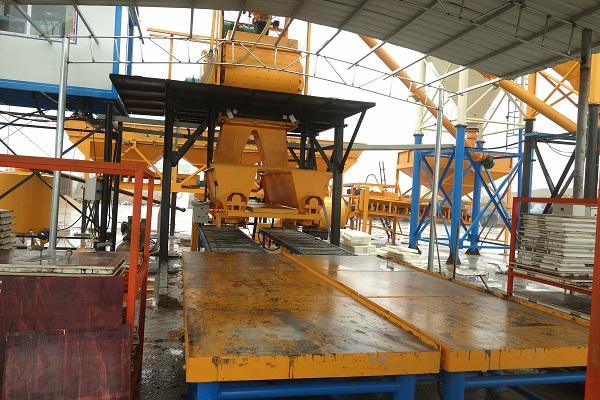 河南RPC盖板生产线