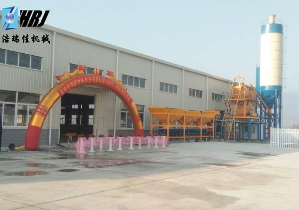 福建RPC盖板生产线安装现场