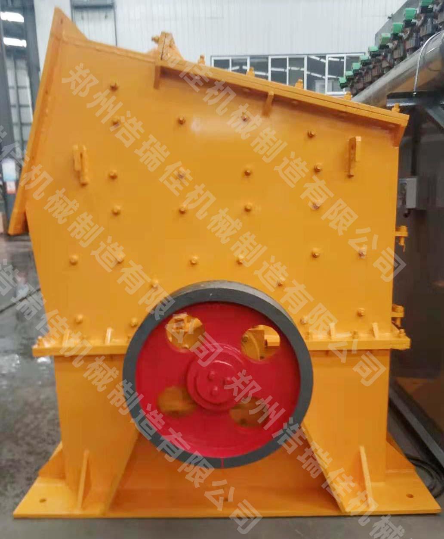 锤式破碎机的主要用途及优缺点