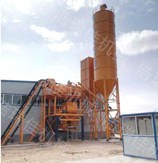 活性粉末混凝土生产线
