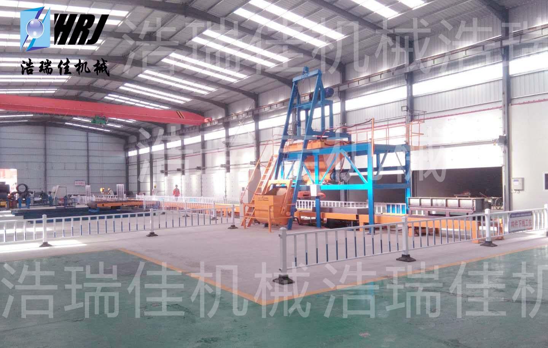 浩瑞佳生产的小型预制构件设备的优势