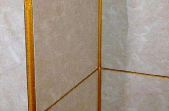 佛山美缝厂家分享:阴角阳角做瓷砖美缝施工的3点事项!