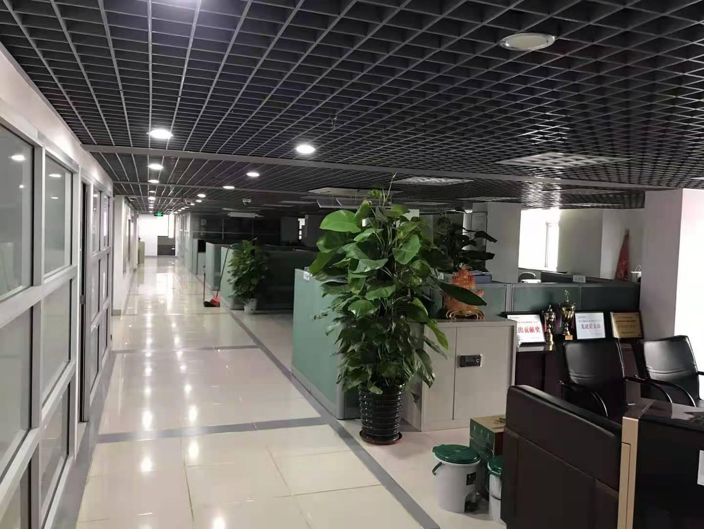 广州增城农业总行7层办公室美缝翻新...开工图