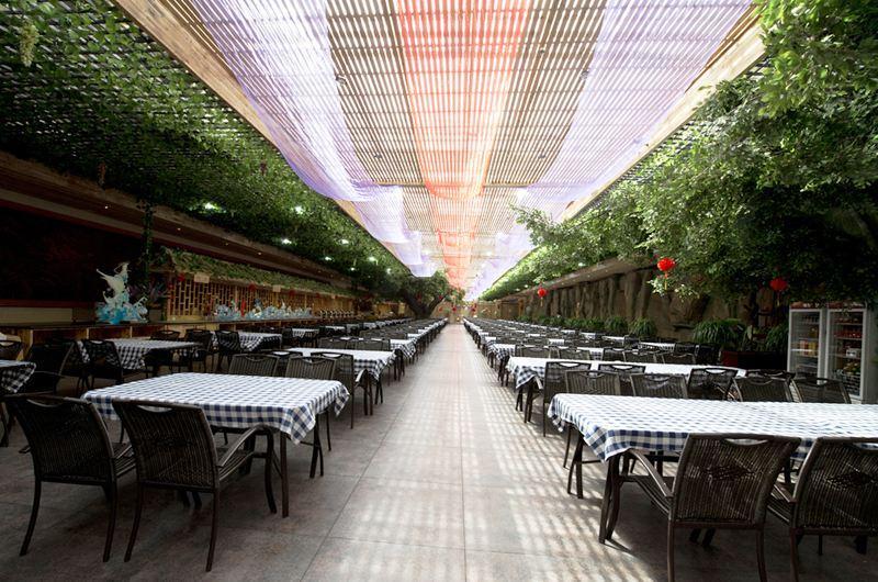 四川生态餐厅