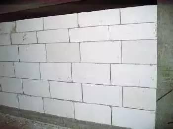 关于宁夏加气混凝土砌块施工工艺你了解多少?宁夏加气混凝土砌块厂家带您长知识