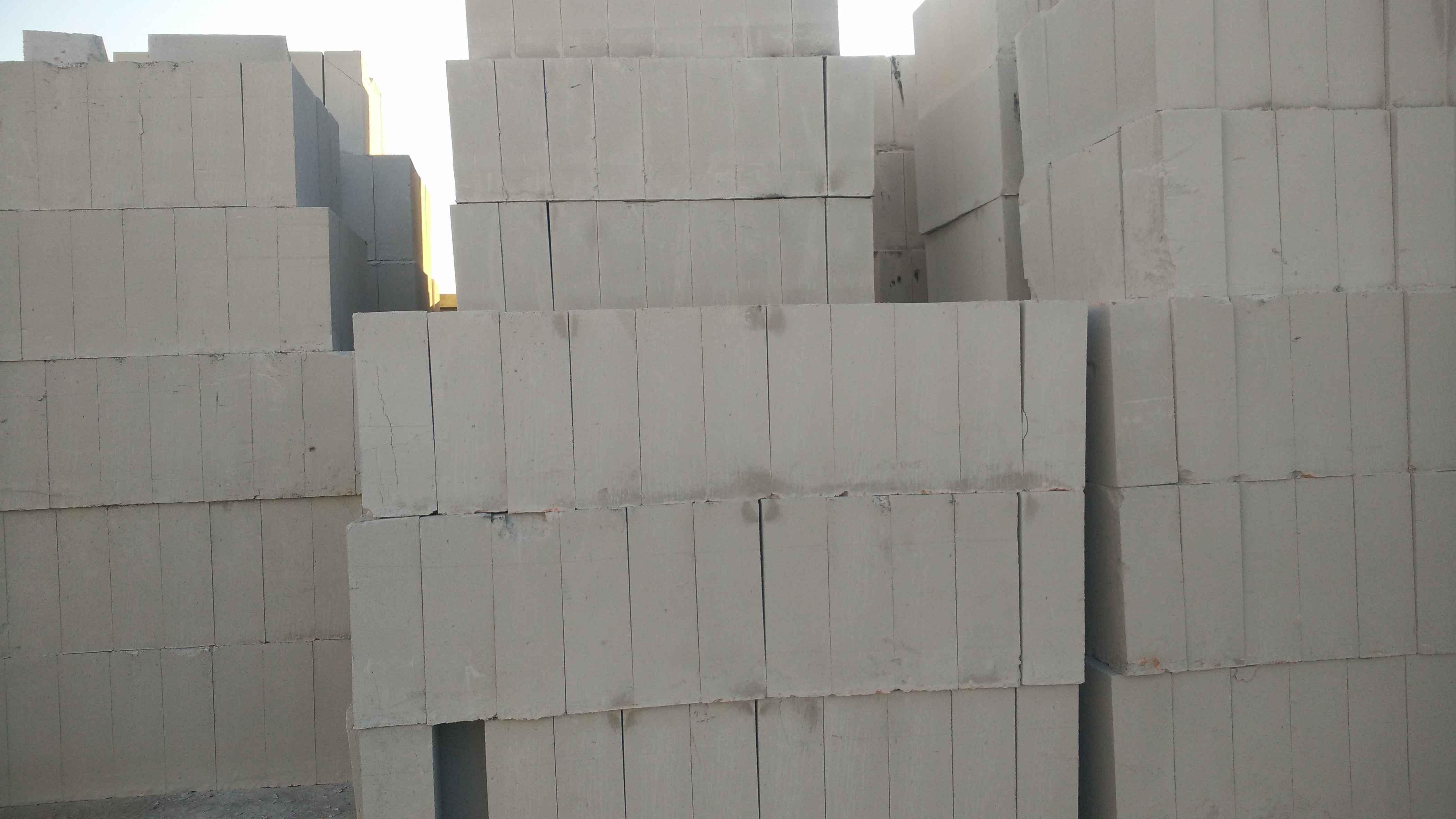富安隆建材为您介绍宁夏加气混凝土砌块施工标准做法,高清图文解读!