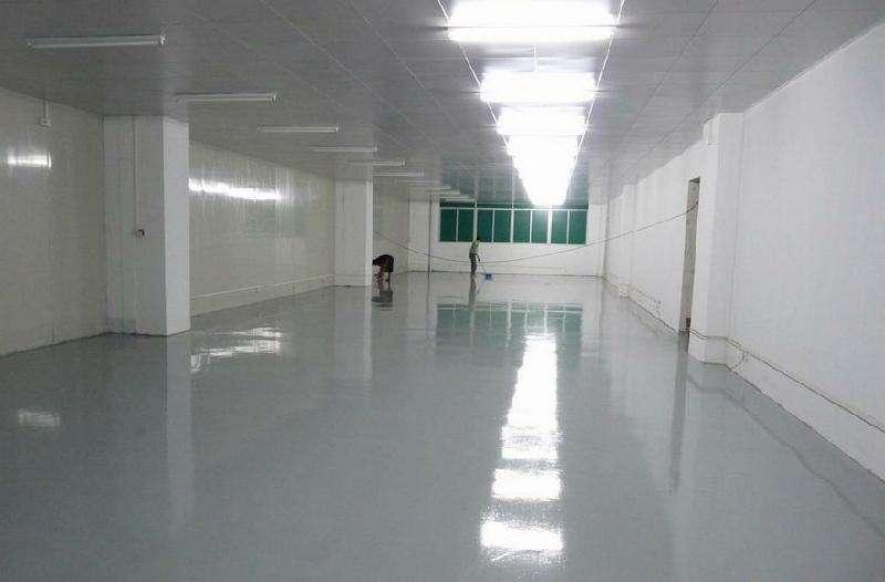 防静电环氧树脂地坪施工