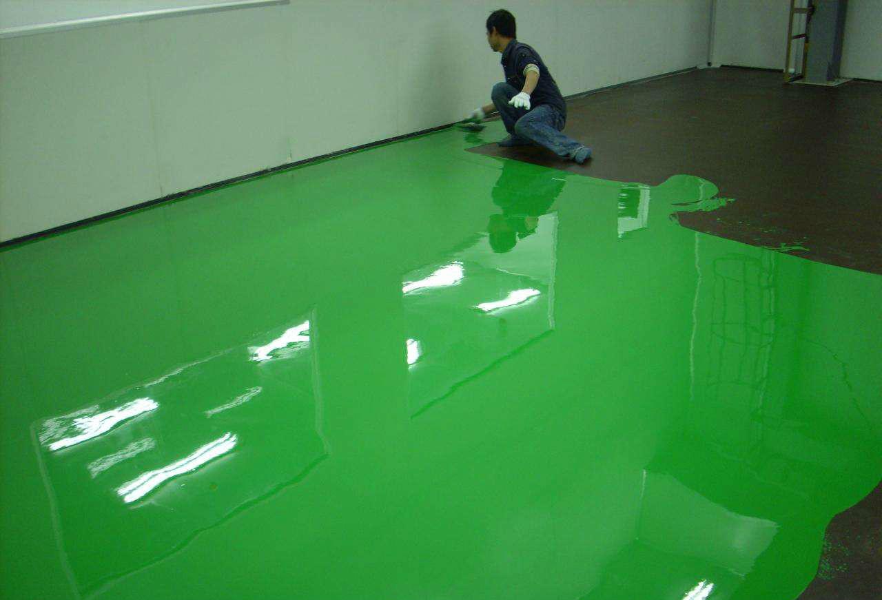 环氧砂浆自流平地坪
