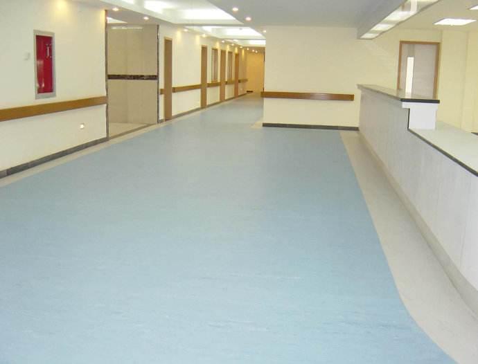 PVC商业办公区地板