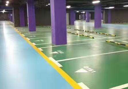 郑州环氧地坪漆施工涂料胶化现象和解决方法
