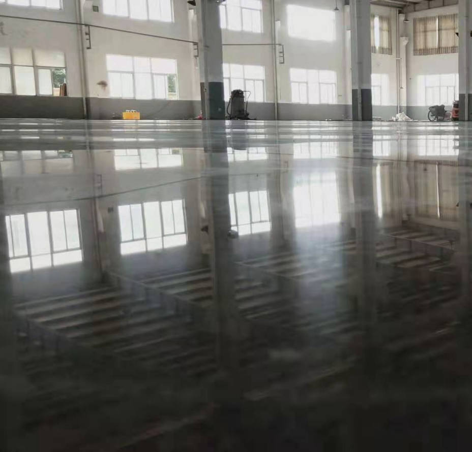 郑州固化剂地坪