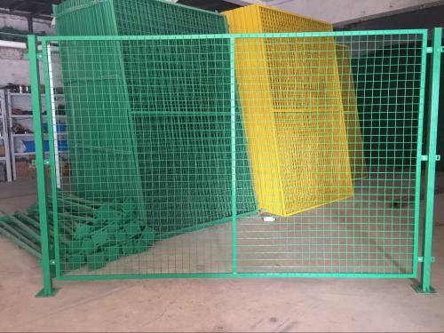 四川围栏网工程案例