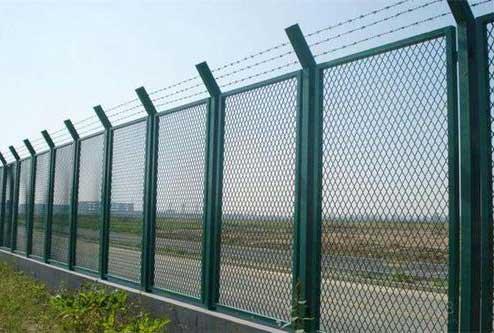 四川护栏网工程案例