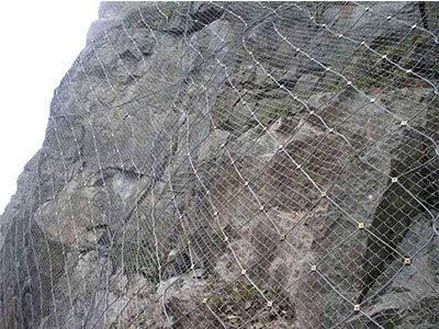 四川边坡防护网分享:边坡防护网的运用范围