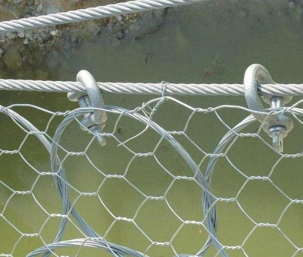 四川边坡防护网与护栏网的搭配使用