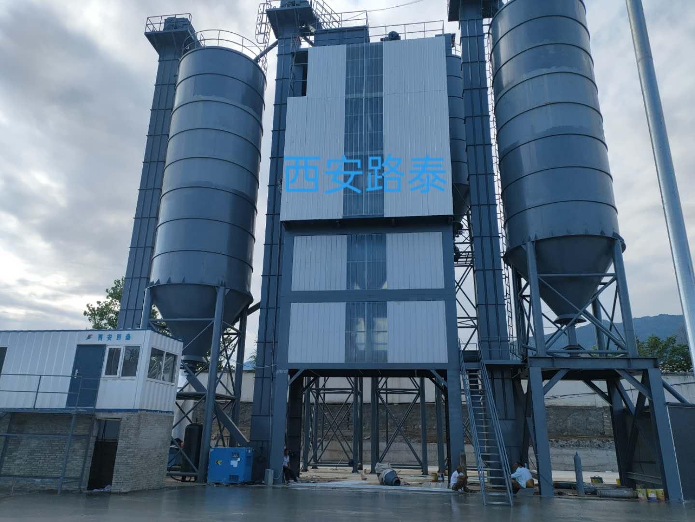 给大家带来干粉砂浆设备生产过程中应留意的状况