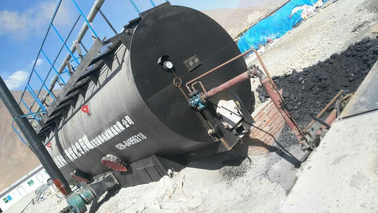 袋装沥青熔化专用罐