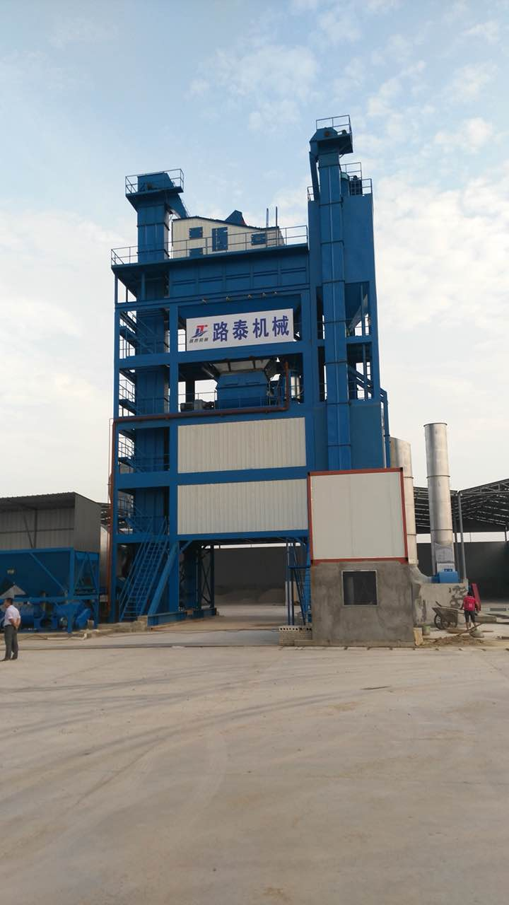 JLB3000型 沥青混凝土搅拌设备