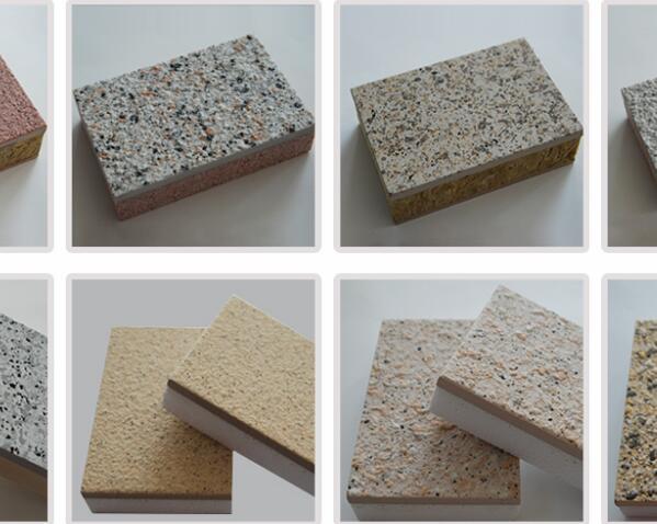 岩片、砂壁、真石漆饰面系列
