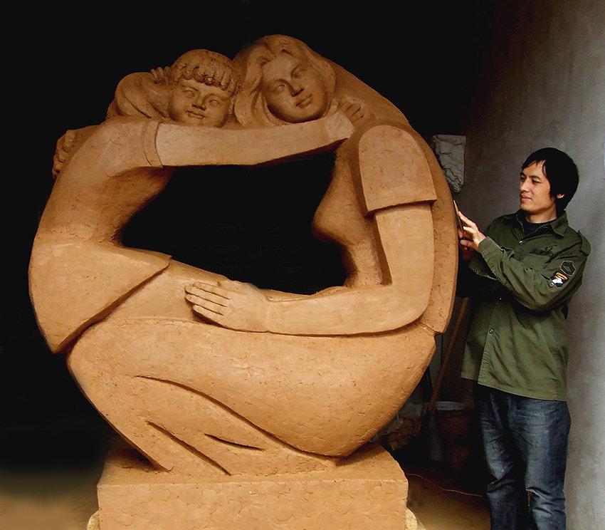 雕塑制作案例展示