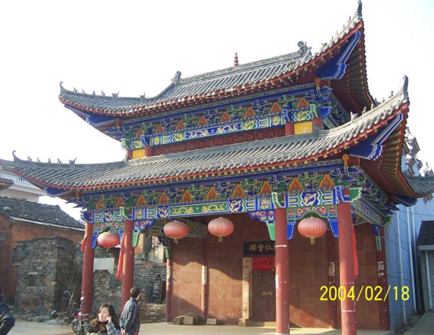 汉中远方景观来带大家了解中国古建筑的结构方式啦