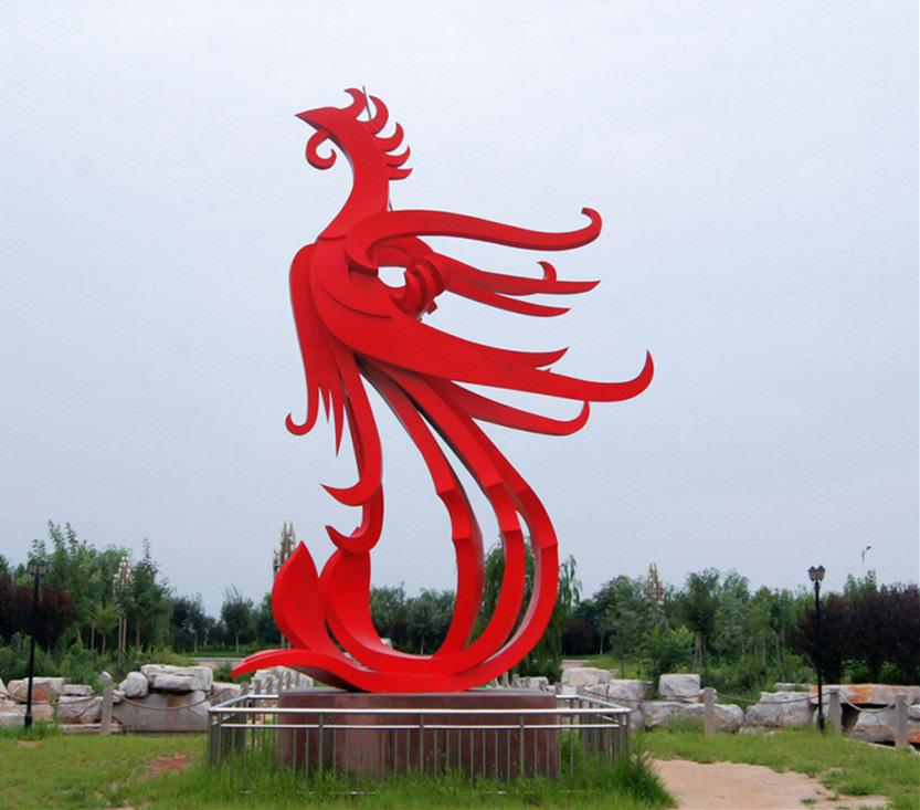 听说你不知道玻璃钢雕塑都有哪些好处,汉中雕塑厂这就来告诉你