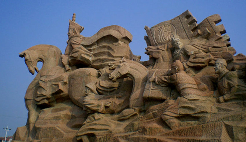 汉中雕塑工程