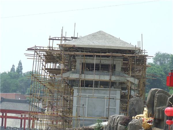 汉中做古建工程