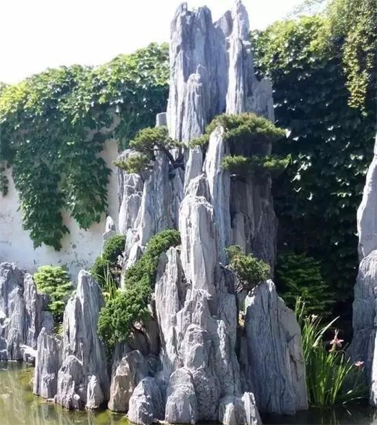 汉中假山石材种类有哪些?