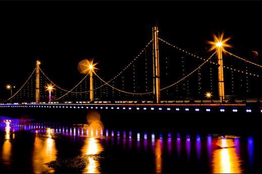 亮化工程厂家与你分享:楼体亮化时的常用灯具材质