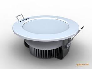 現代市場發展離不開大功率成都LED筒燈