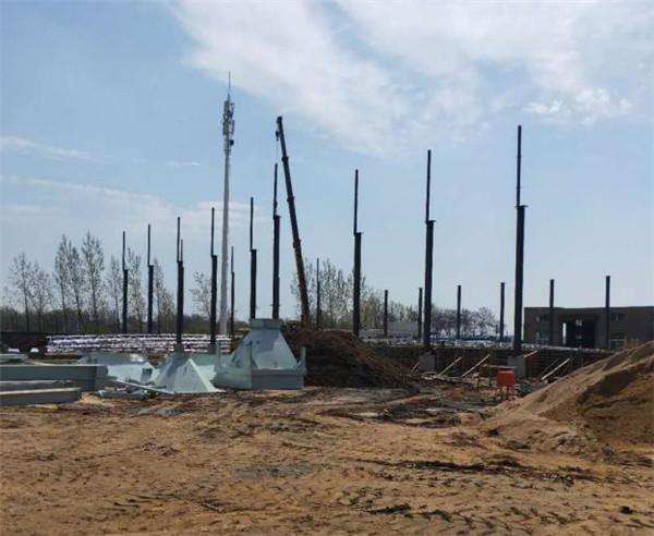 漯河市瑞景建筑材料有限公司厂房建设项目