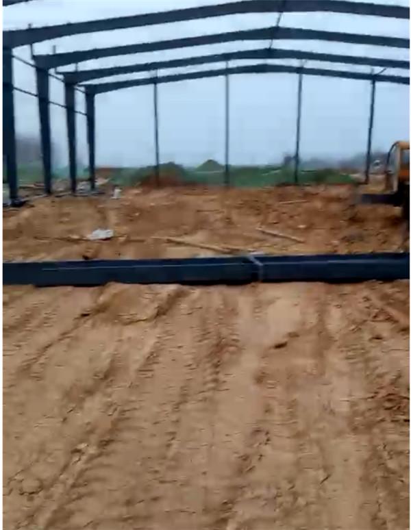 漯河钢结构加工2