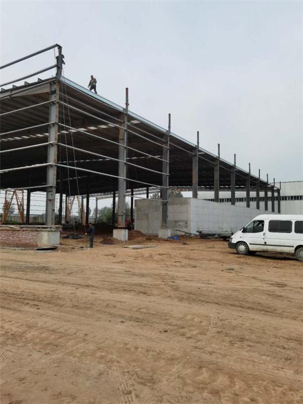 漯河钢结构工程1
