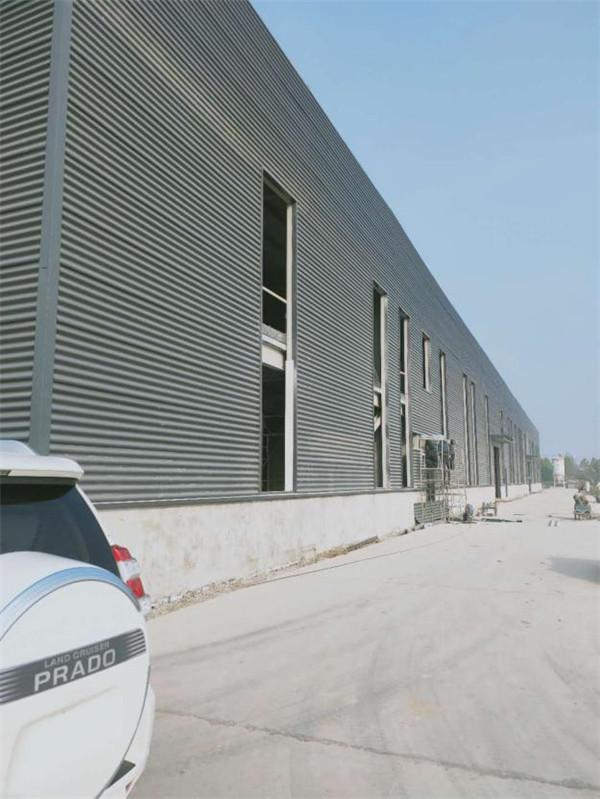 漯河钢结构工程4
