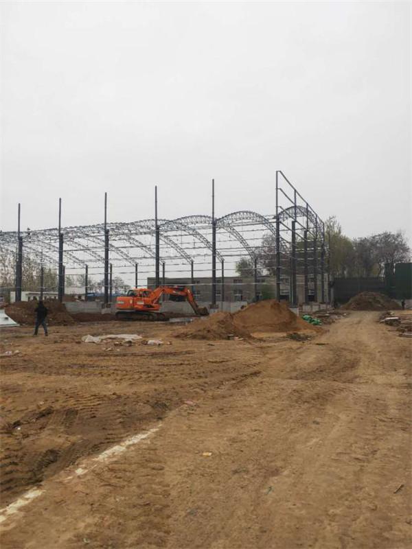 漯河钢结构工程3