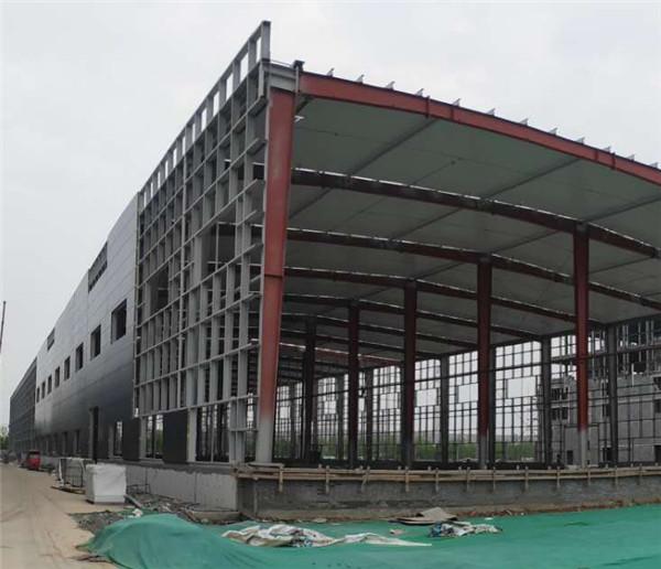 开发区液压产业园一期3#厂房建设项目