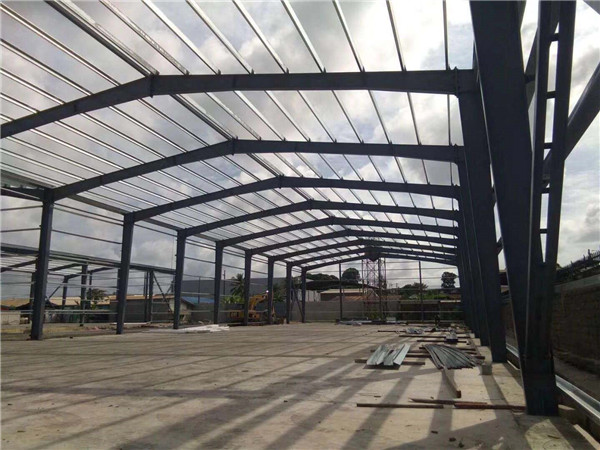 漯河钢结构在工程施工的时候的有哪些注意事项呢?
