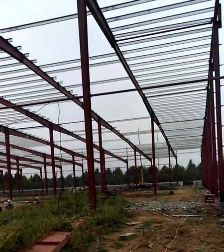 漯河钢结构加工