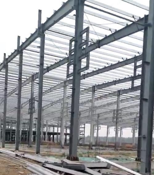 河南钢结构安装