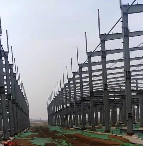 漯河钢结构施工工程