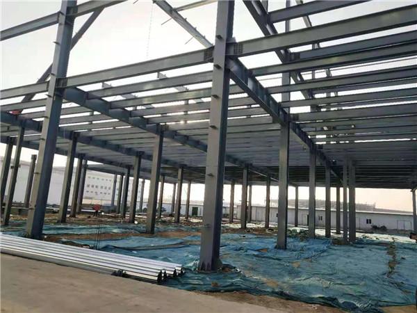 漯河钢结构工程施工