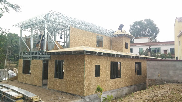 轻钢房屋就是活动板房吗?
