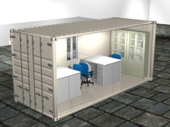 成都集装箱办公室
