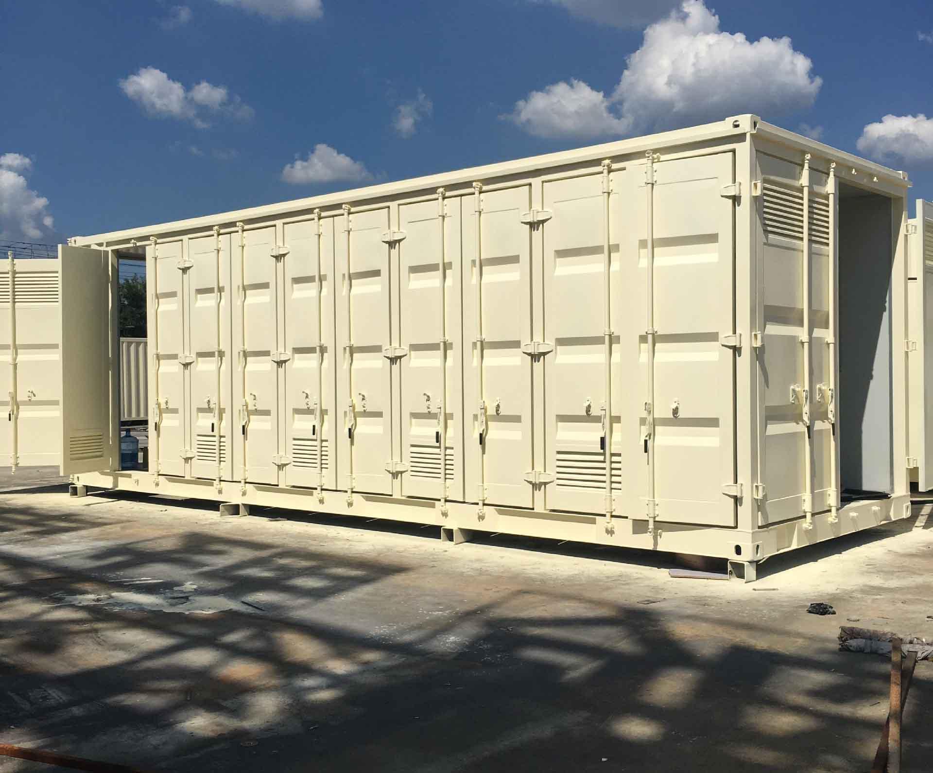 成都集装箱设备房定制